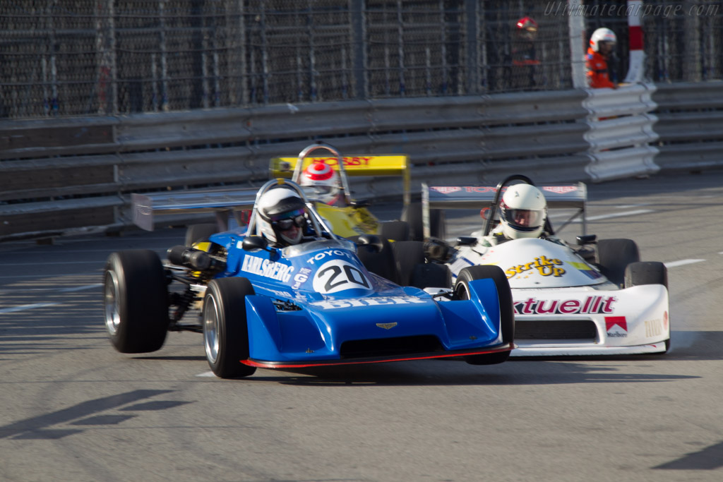 Chevron b38 photo - 2