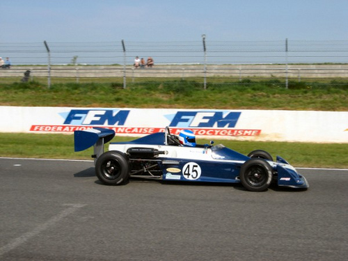 Chevron b38 photo - 3