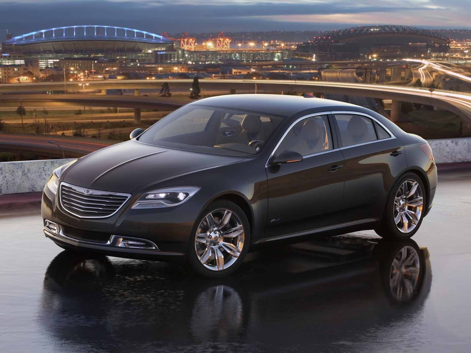 Chrysler 200c photo - 1