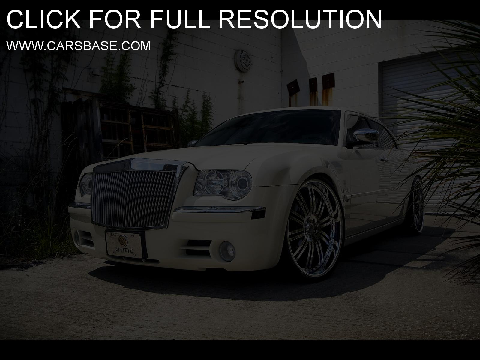 Chrysler 300b photo - 1