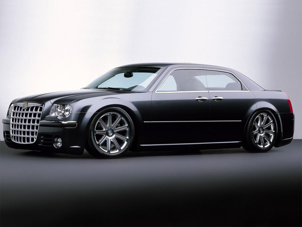 Chrysler 300b photo - 2