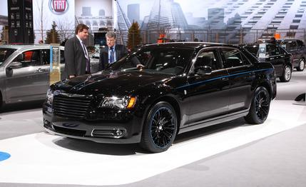 Chrysler 300s photo - 1