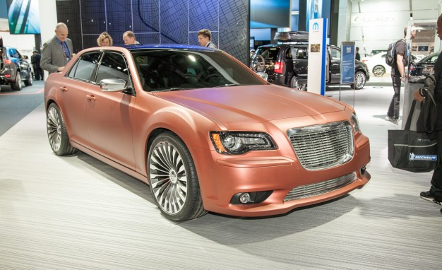 Chrysler 300s photo - 3