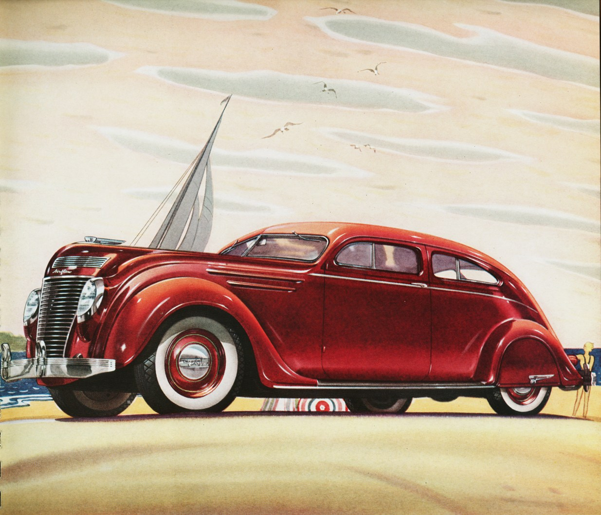 Chrysler airflow photo - 3