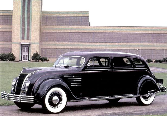Chrysler airflow photo - 4