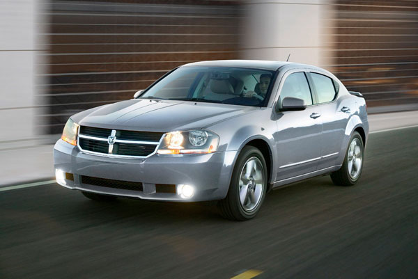 Chrysler avenger photo - 4
