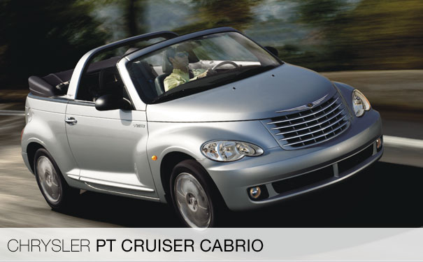 Chrysler cabrio photo - 4