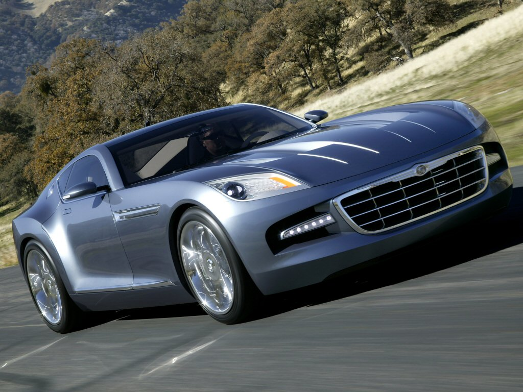 Chrysler concept photo - 2