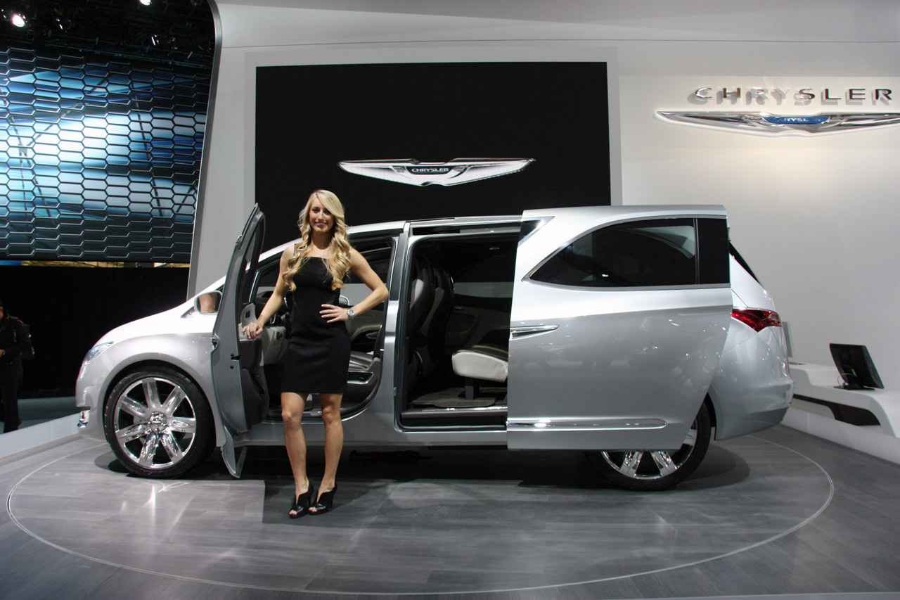 Chrysler concept photo - 3