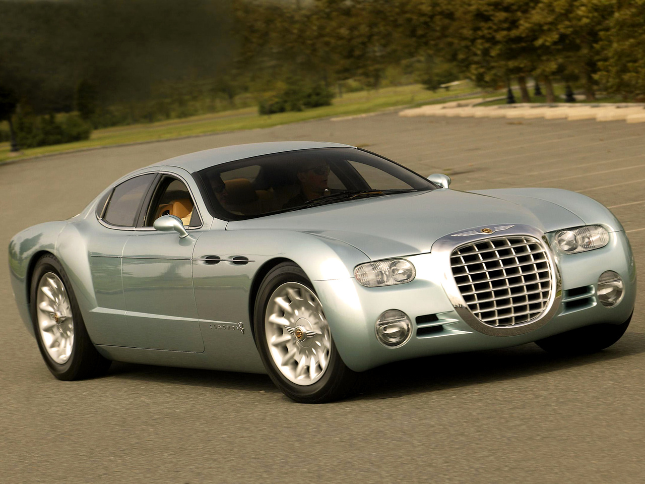 Chrysler concept photo - 4