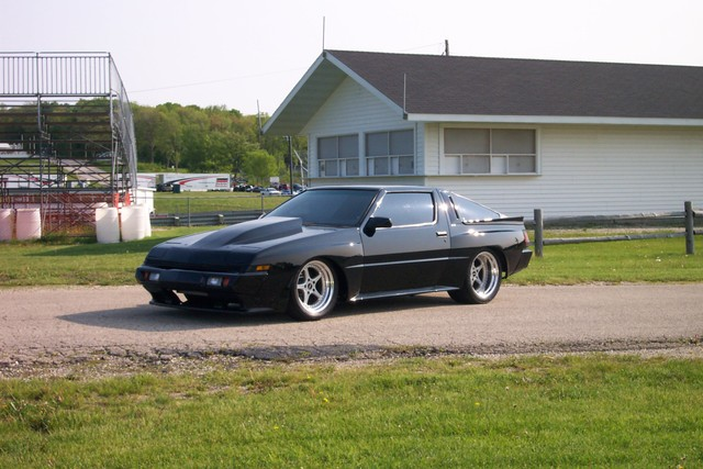 Chrysler conquest photo - 2