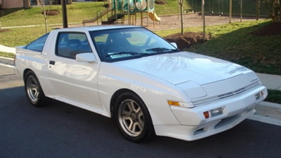Chrysler conquest photo - 3