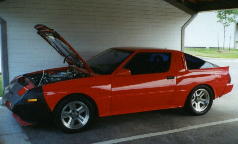 Chrysler conquest photo - 4