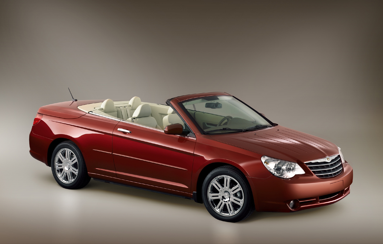 Chrysler convertible photo - 1