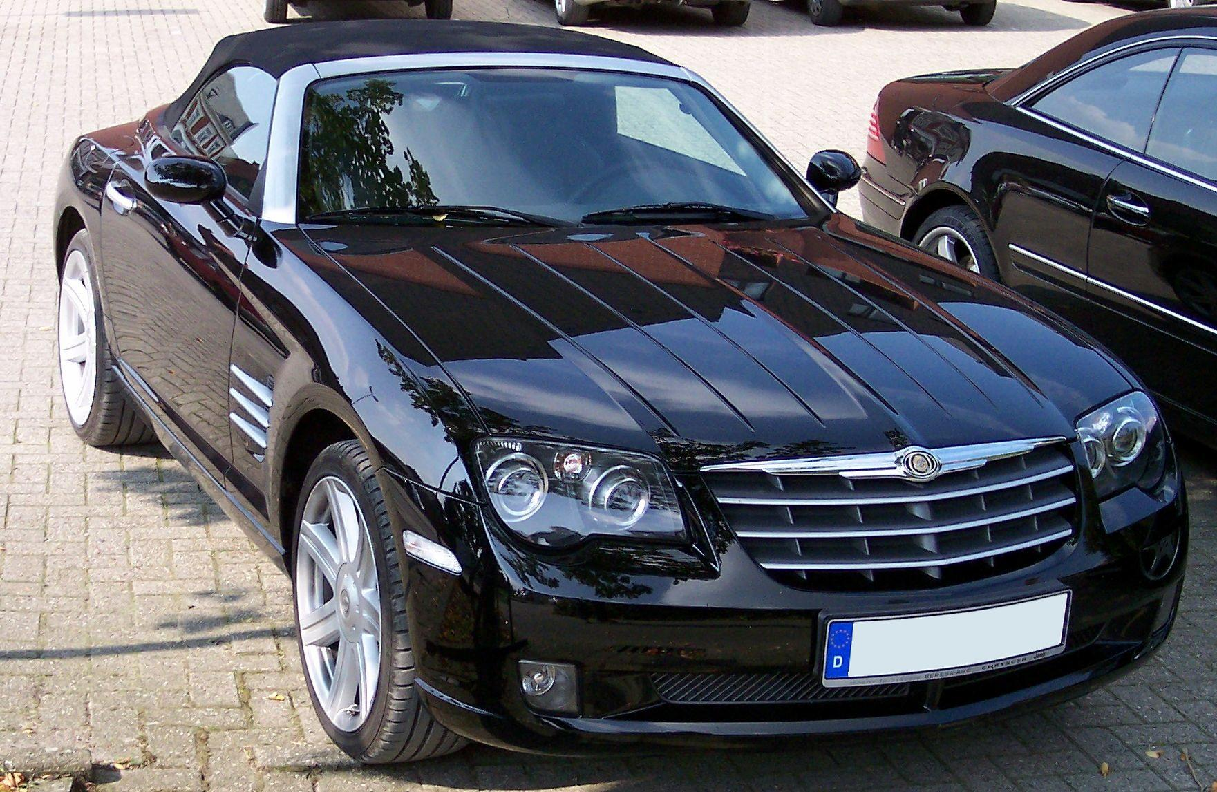 Chrysler crossfire photo - 1