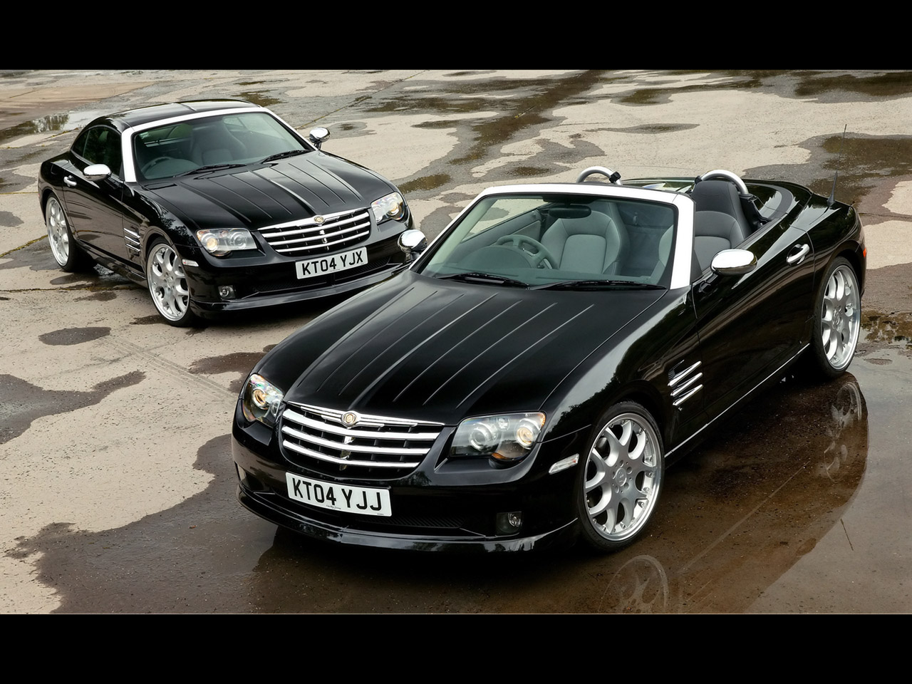 Chrysler crossfire photo - 3