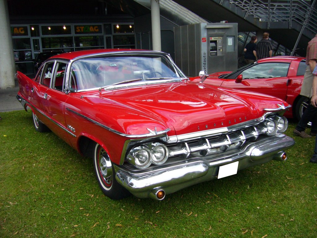 Chrysler crown photo - 1