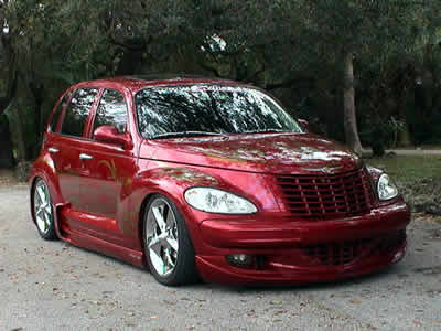 Chrysler cruiser photo - 4