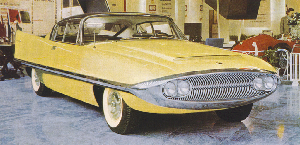 Chrysler dual-ghia photo - 1