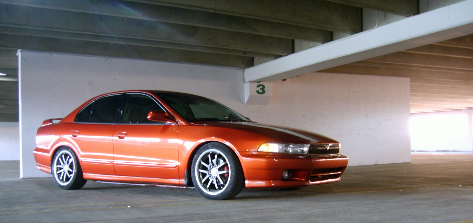 Chrysler galant photo - 4