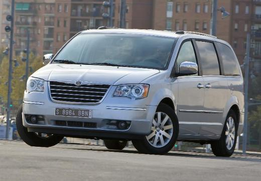 Chrysler grand photo - 3