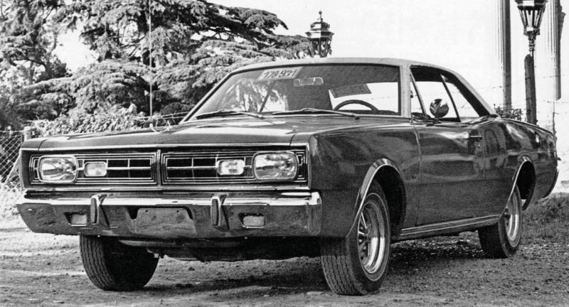 Chrysler gtx photo - 3