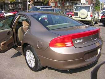 Chrysler intrepid photo - 3