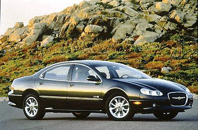 Chrysler lhs photo - 4