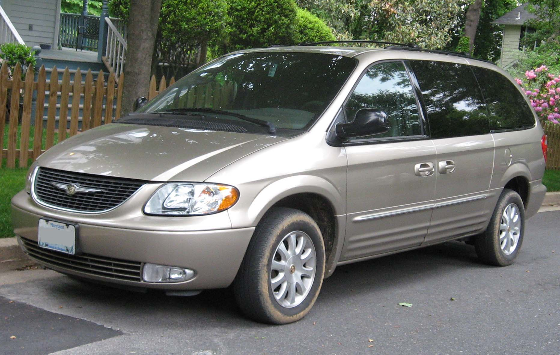 Chrysler lxi photo - 1