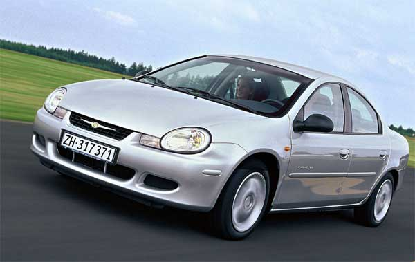 Chrysler neon photo - 1