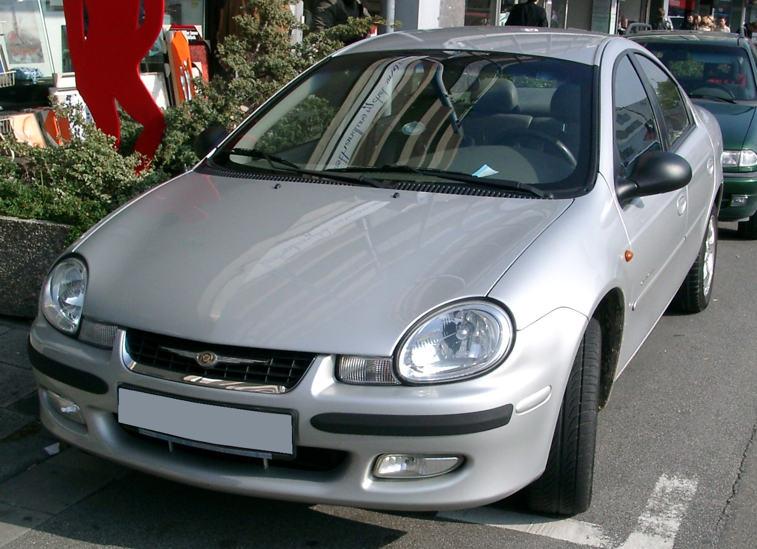 Chrysler neon photo - 2