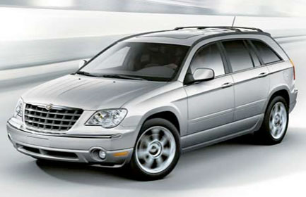 Chrysler pacifica photo - 3
