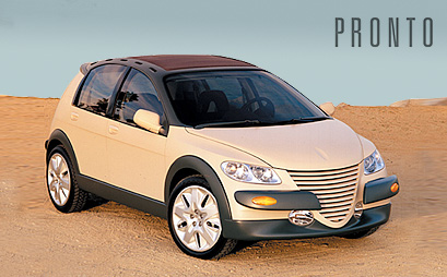 Chrysler pronto photo - 1