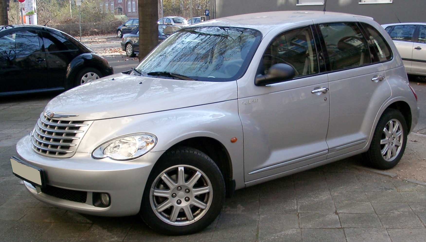 Chrysler pt-cruiser photo - 2