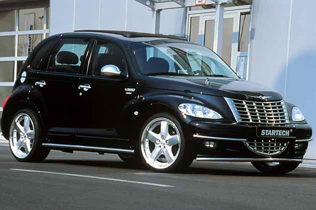 Chrysler pt-cruiser photo - 3