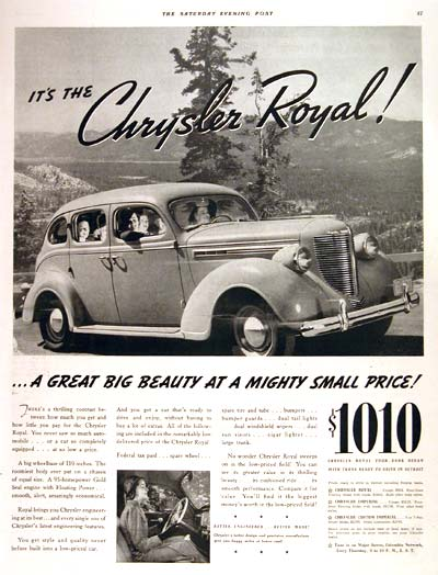 Chrysler royal photo - 3
