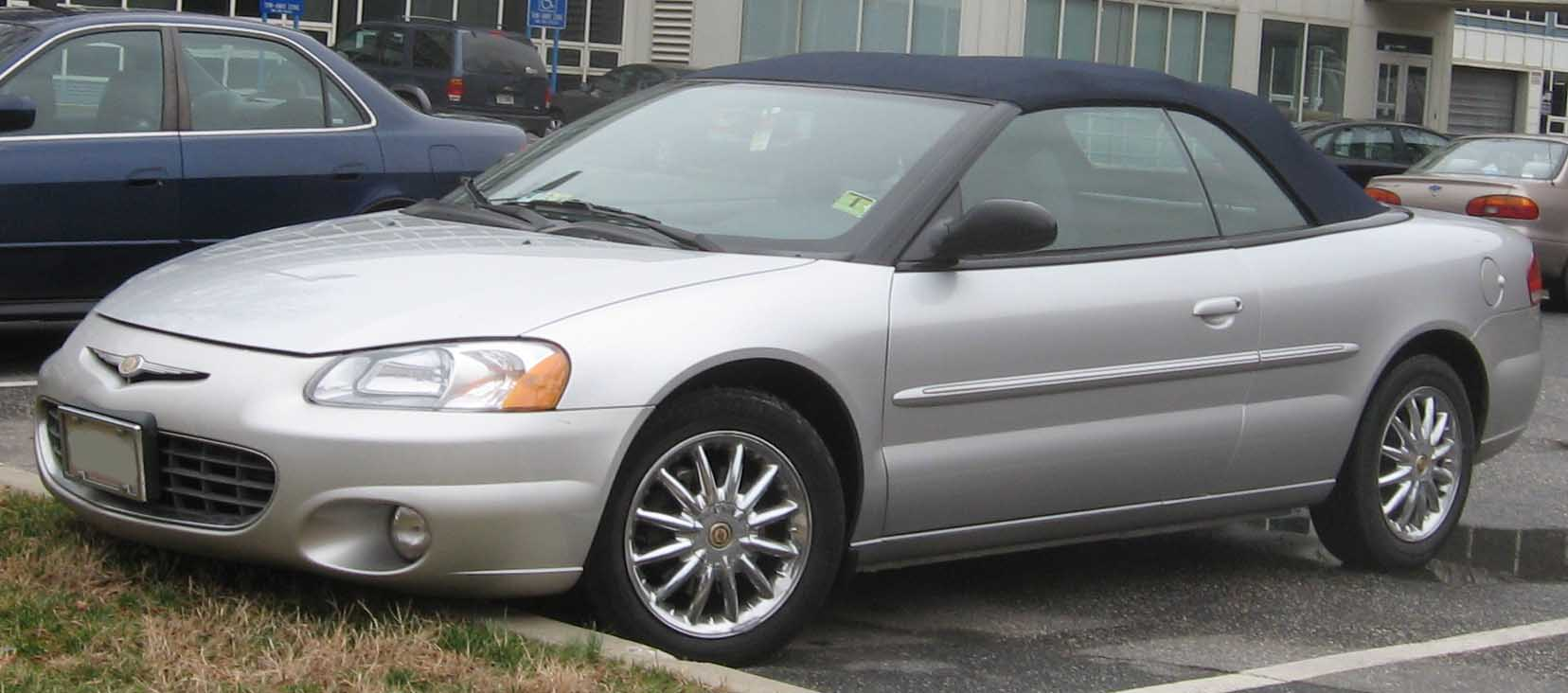 Chrysler sebring photo - 1
