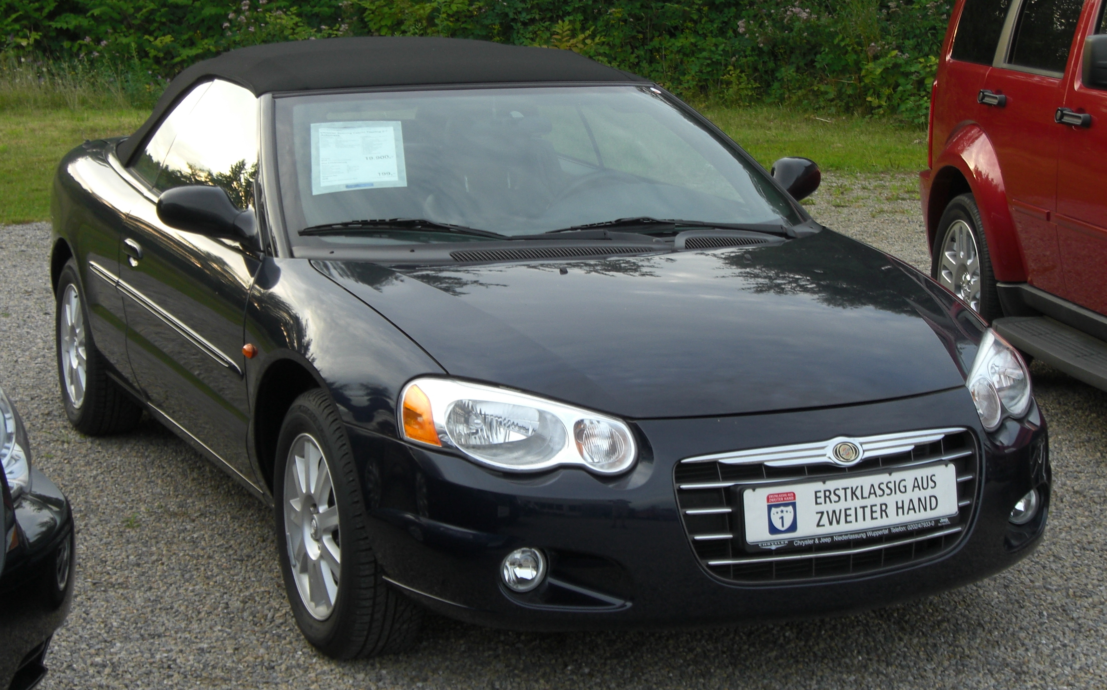 Chrysler sebring photo - 4