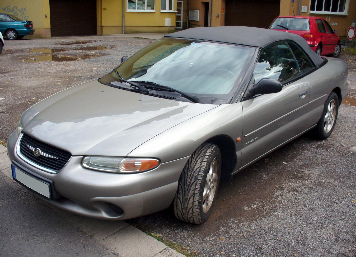 Chrysler stratus photo - 1