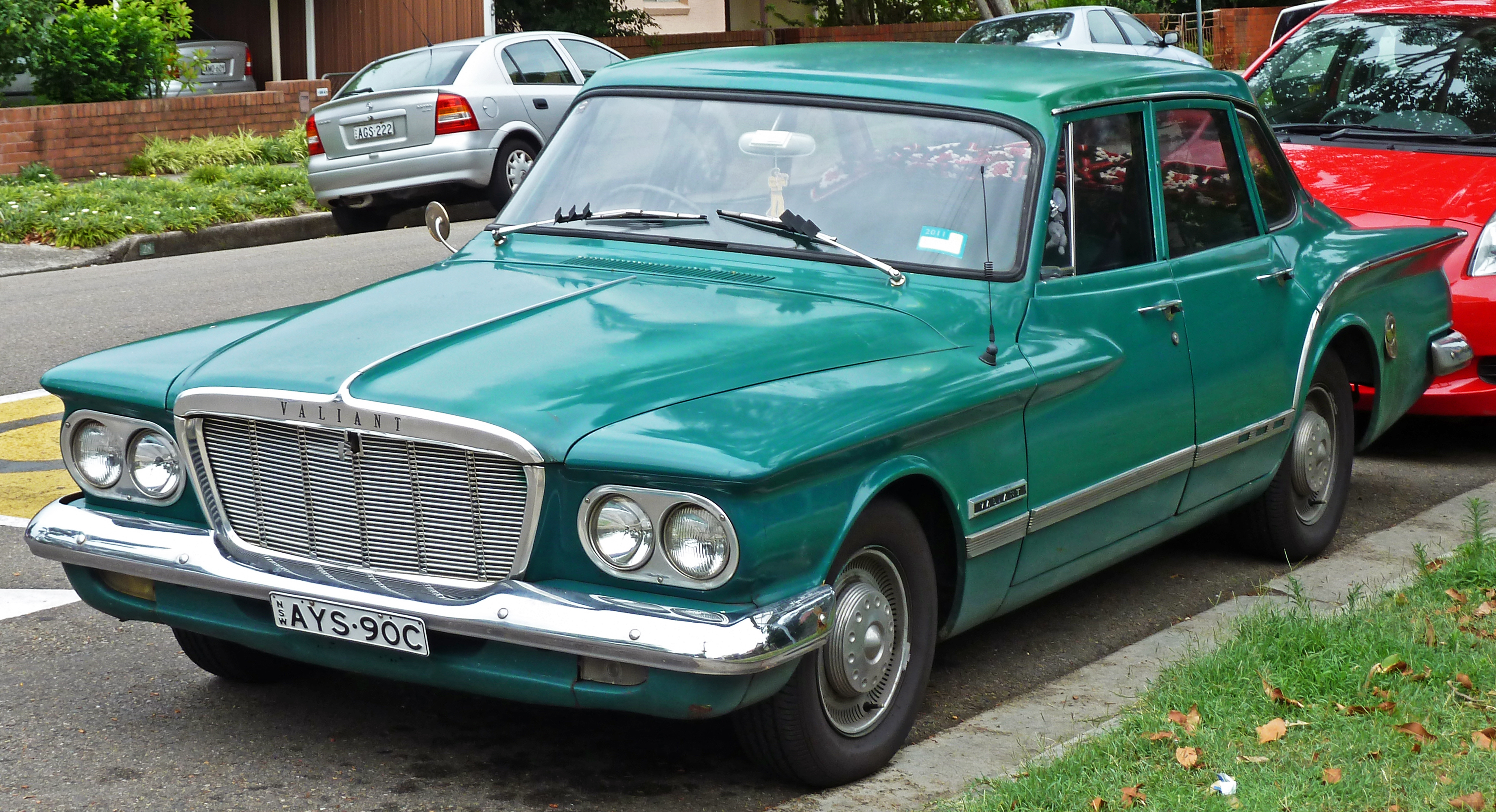 Chrysler valiant photo - 2