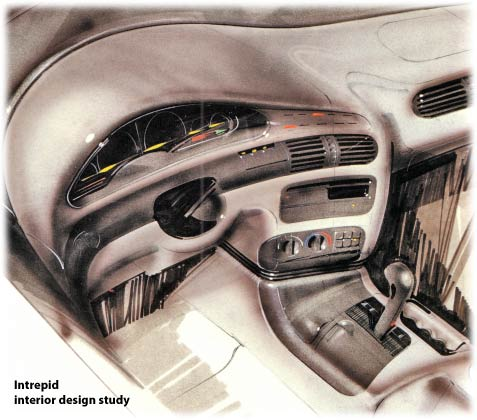 Chrysler vision photo - 3