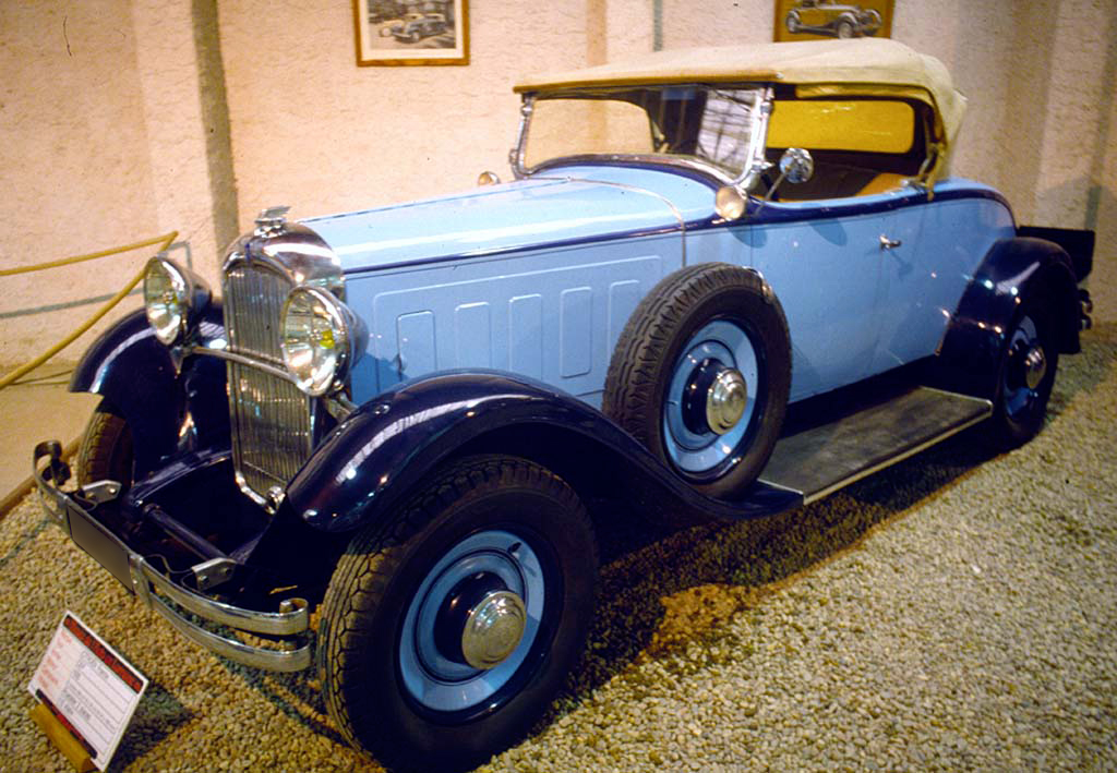 Citroen ac6 photo - 1