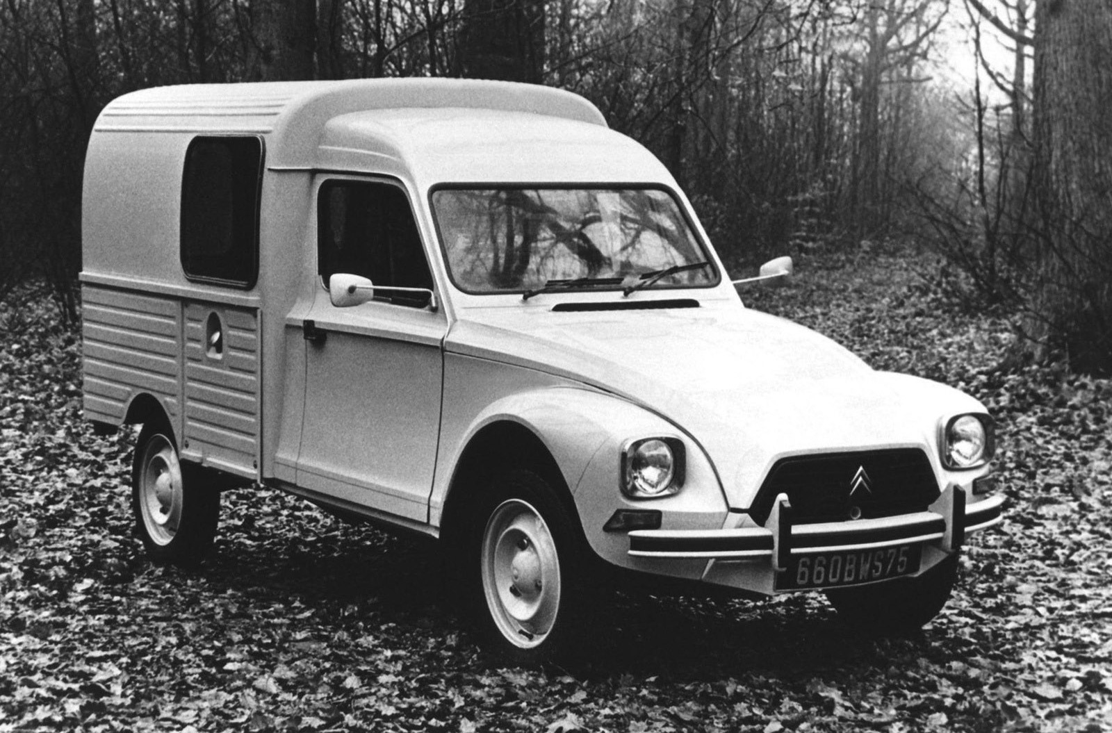 Citroen acadiane photo - 3