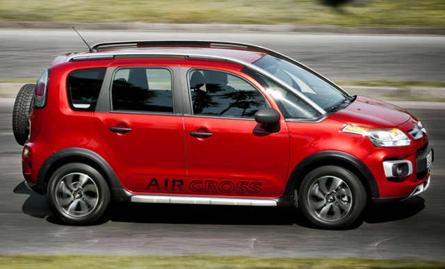 Citroen aircross photo - 2