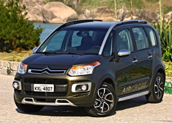 Citroen aircross photo - 3