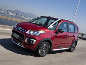 Citroen aircross photo - 4