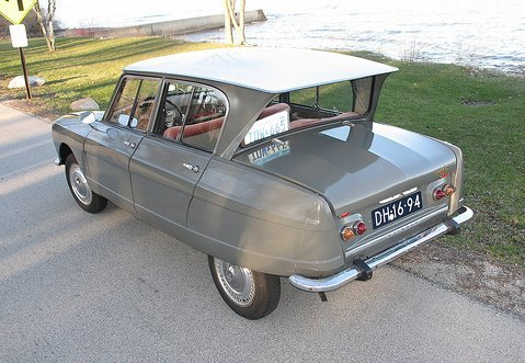 Citroen ami photo - 3