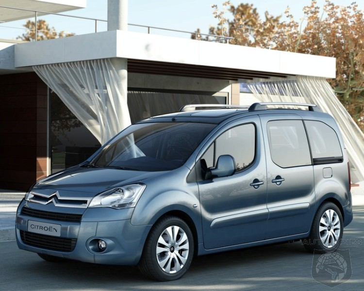 Citroen berlingo photo - 1