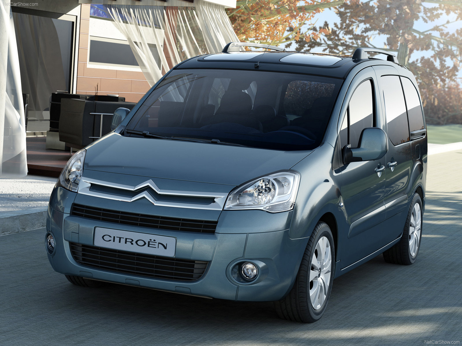 Citroen berlingo photo - 3