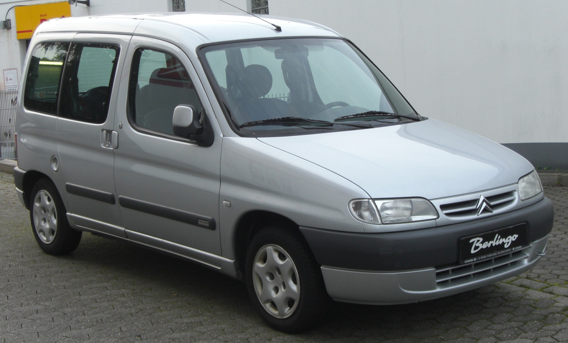 Citroen berlingo photo - 4